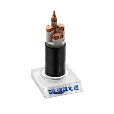 聚氯乙烯绝缘钢带铠装聚氯乙烯护套电力电缆
